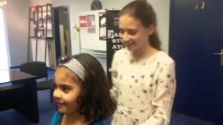 Aktör Stüdyo Atölye çocuklara tiyatro eğitimi