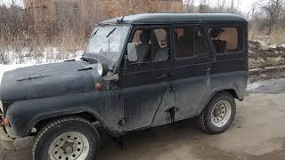 Обзор УАЗ 3151 - кузов