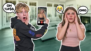 I'm LEAVING YOU Prank On My GIRLFRIEND (SHE CRIED) **CAUGHT CHEATING** 😭💔|Lev Cameron