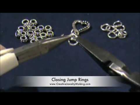 How To Make Jewelry Easy Bali Bead And Silver Chain