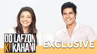 Kajal Aggarwal & Randeep Hooda - Do Lafzon Ki Kahani | Interview