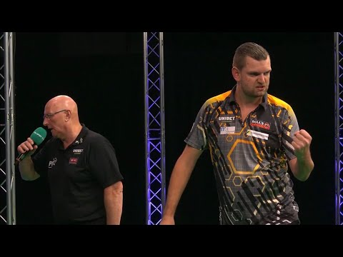 """Martijn Kleermaker: """"The moment I came to the PDC I knew it was just business, BDO was different"""""""