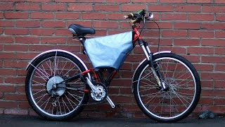 Электровелосипед своими руками ebike 1500w | обзор