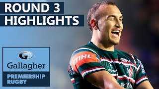 Extended HIGHLIGHTS    24 Tries & Tense Finishes!   Gallagher Premiership 2019/2020