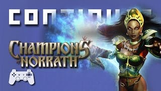 Champions of Norrath (PS2) Part 2 - Continue?