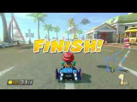 Mario Kart 8 Worldwide Races # 10
