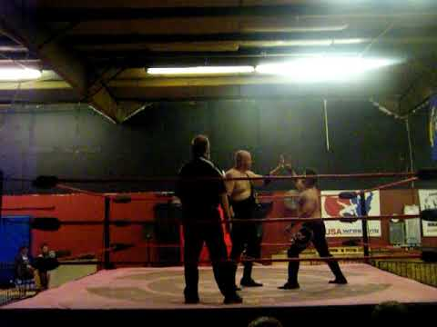 Devin Cruise Vs. Donnie Brooke (PCW Way of the Warrior)
