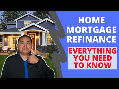 everything-you-need-to-know-about-refinancing-your-home-mortgage---when/how/should-you-refinance?