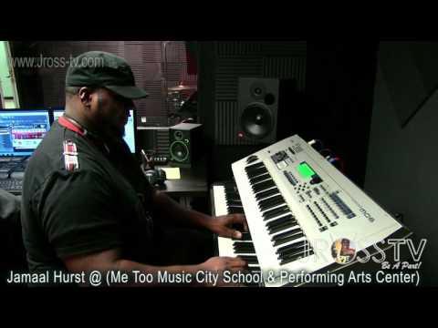 "James Ross @ (Keys) Jamaal Hurst - ""Me Too Music City School"" - www.Jross-tv.com"