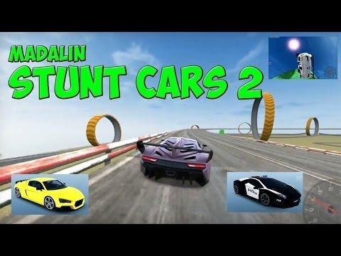 Madalin Stunt Cars 2 Fast Car Racing Racing Up Mountains In Multiplayer Youtube
