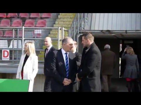 A megújult Soproni Városi Stadion