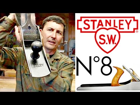 The Mother Of All Tools + Stanley Bailey No #8