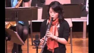 Luther College Jazz Orchestra Clarinet A La King