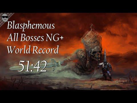 Blasphemous World Record