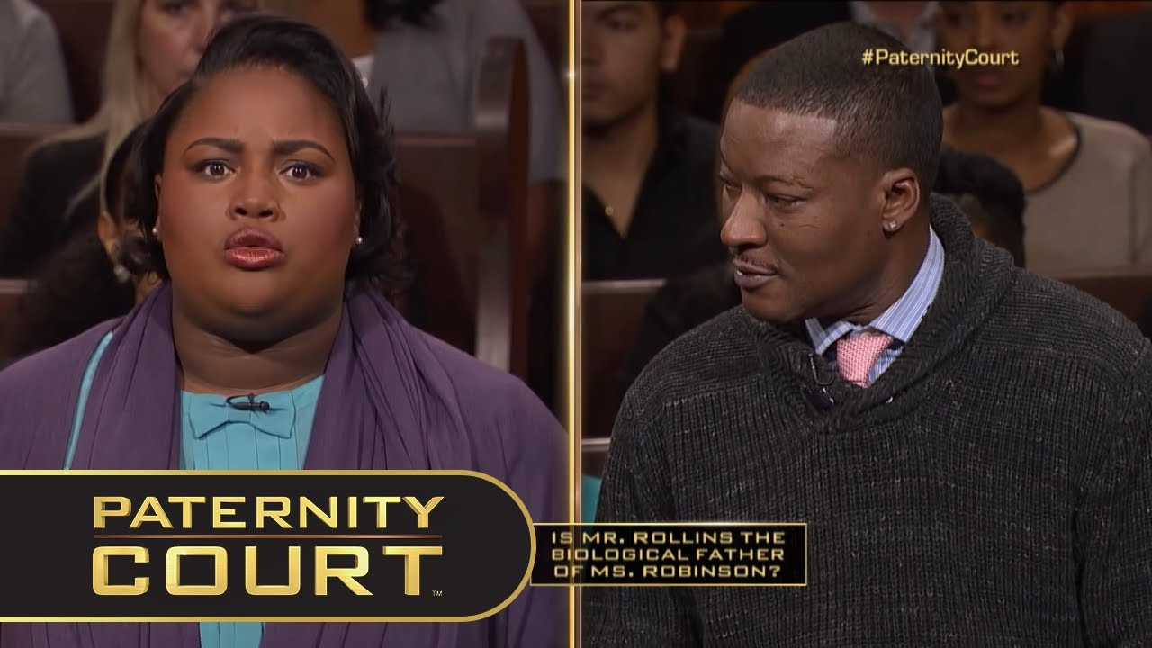 "Man Says ""1000% Sure"" He's Not the Father (Full Episode) 