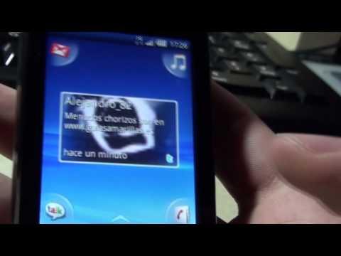 Análisis del Sony Ericsson Xperia x10 mini Pro