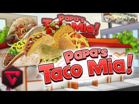taco papa игра