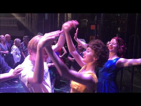 Tactile Tour: West Side Story  - Theatre Access for the Blind and Vision Impaired