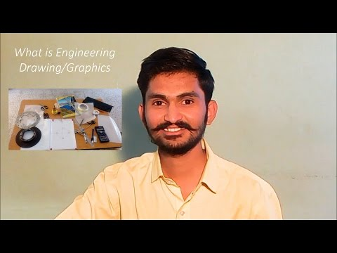 What is Engineering Drawing/Graphics | Mechanical Engineering Lecture - ED | RGPV | Fly Rajputs
