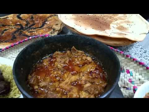 غداء يمني شعبي
