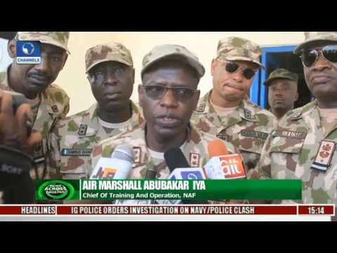 News Across Nigeria: IGP Orders Independent Investigation Into Navy/Police Clash