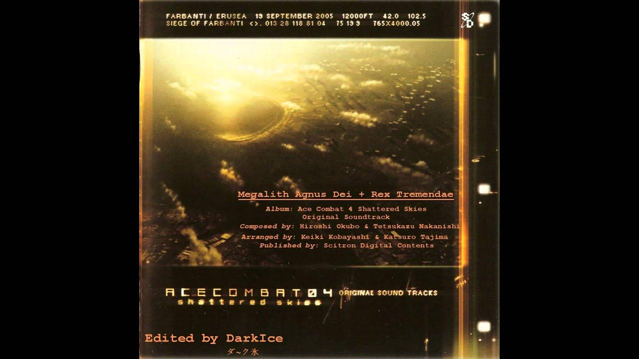 Ace Combat 4 Ost - Megalith Agnus Dei [Digitally Remastered Remix ...