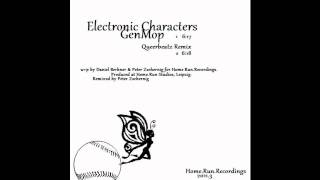 """Electronic Characters """"GenMop"""" (Queerbeatz Remix)"""