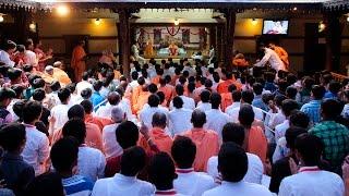 Guruhari Darshan 19 Aug 2015, Sarangpur, India
