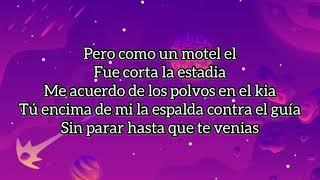 Estadía - Omy De Oro x Rauw Alejandro (Letra/Lyrics)