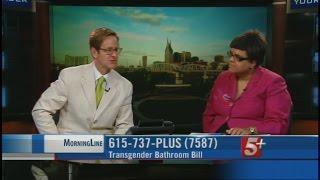 MorningLine: Transgender Bathroom Bill P.2