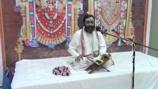 Vishnu sahasranama Bhashyam - day 1 - Part 1/2