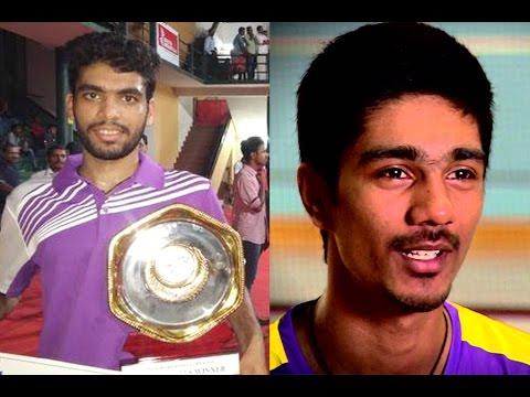 Badminton Indian Open Senior Ranking Men Singles Final 2016