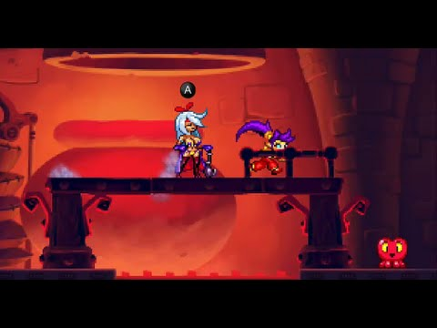 Shantae and the Pirate's Curse - All 32 Heart Squid Locations