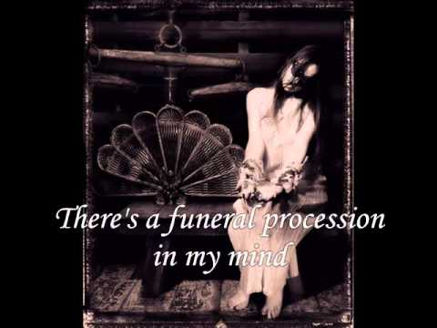 Dreadful Shadows - Funeral Procession (+lyrics)