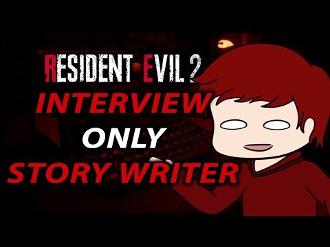 Exclusive  With The Writer for Resident Evil 2 Remake - Brent Friedman