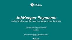 Understanding the JobKeeper payment program