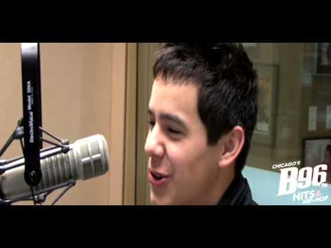 David Archuleta Interview