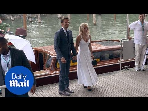 Bradly Cooper Holds Hands With Lady Gaga At Venice Film Festival