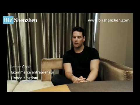 Testimonial Interview by James Chalk for BizShenzhen, Sourcing Agent in Shenzhen
