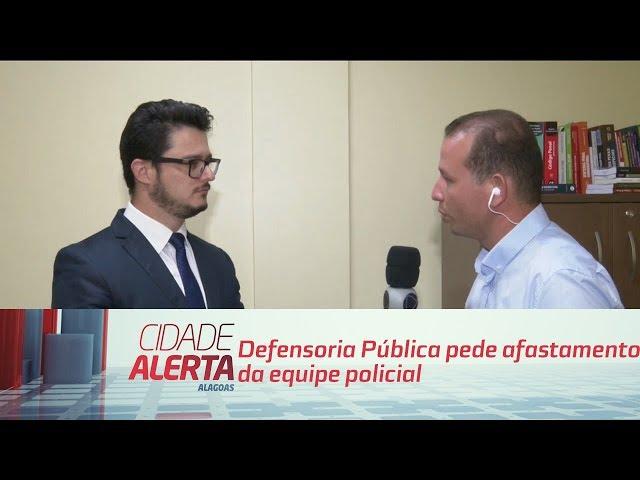 Caso Danilo: Defensoria Pública pede afastamento da equipe policial que atua na investigação