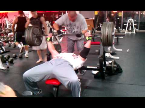 Brian Shaw Strongman Bench Press | www.pixshark.com ...