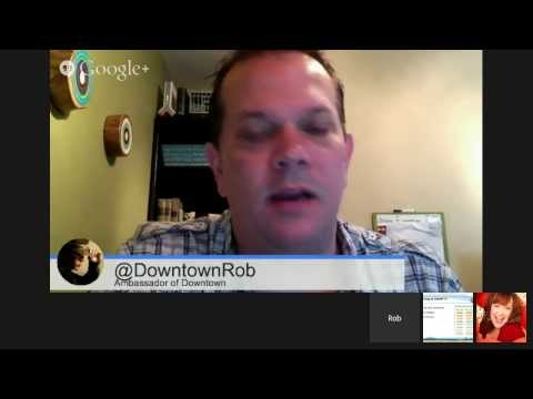 Social Media Marketing World - Networking Hangout