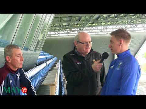 Part1: Mayo Minor A football final  Westport v Balla; JFC final Lahardane v Kilmaine