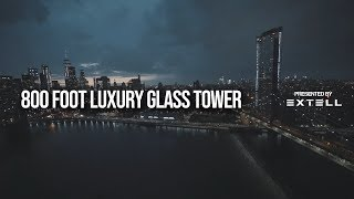 Behind NYC's 800 Foot Luxury Glass Tower | Real Estate With Extell Development