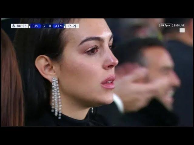 Cristiano Ronaldo ÖYLE Bir Gol ATTI Kİ, Sevgilisi Gözyaşlarını Tutamadı.