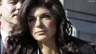 Teresa Giudice complains about bland prison food?