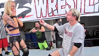 Ellsworth Proposes Marriage To Someone Elses Girlfriend - Halloween Bound For Glory Challenge