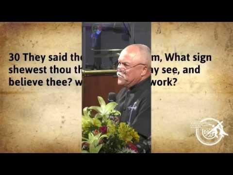 Acts Full Gospel Church Bishop Bob Jackson