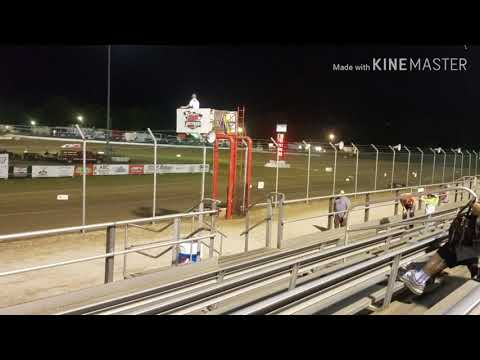 Late model race 20 laps at 34 Raceway