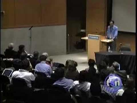 Part 1 - V.S. Ramachandran at Beyond Belief 2006